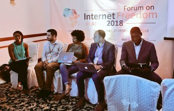 Break out session, #FIFAfrica18